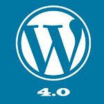 וורדפרס גירסה 4.0 זמינה כעת להתקנה