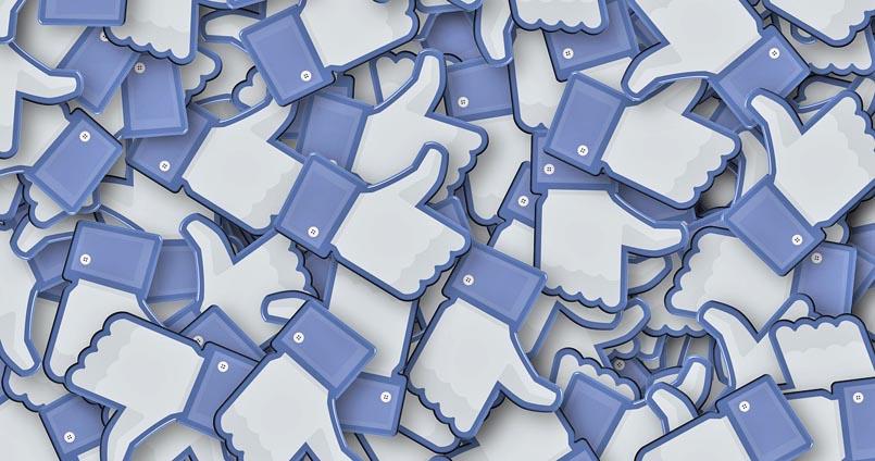 פייסבוק בירידה